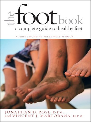 cover image of The Foot Book