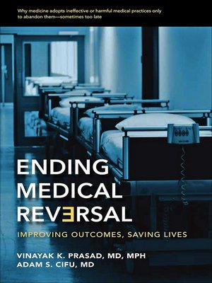 cover image of Ending Medical Reversal