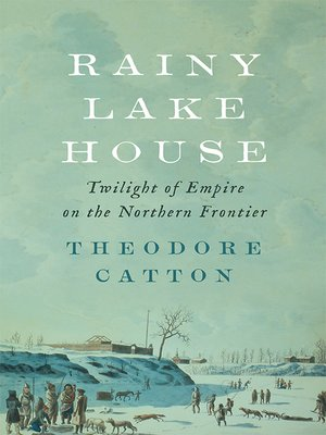 cover image of Rainy Lake House