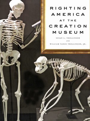 cover image of Righting America at the Creation Museum