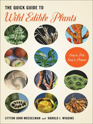 cover image of The Quick Guide to Wild Edible Plants