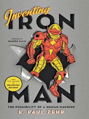 cover image of Inventing Iron Man