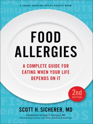 cover image of Food Allergies