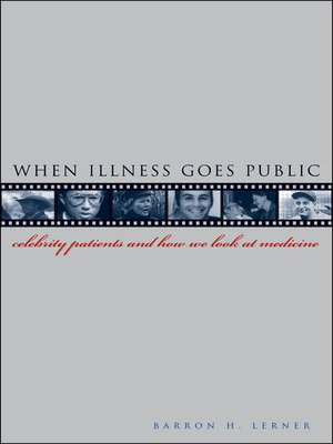 cover image of When Illness Goes Public