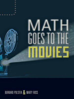 cover image of Math Goes to the Movies