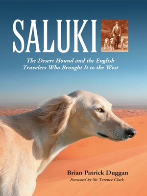 cover image of Saluki