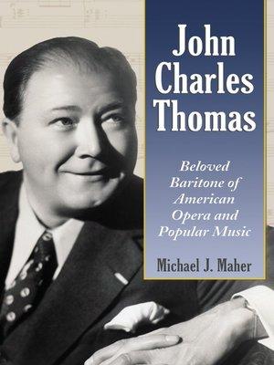 cover image of John Charles Thomas