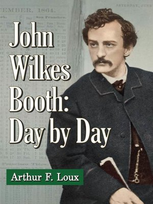 cover image of John Wilkes Booth