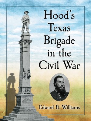 cover image of Hood's Texas Brigade in the Civil War