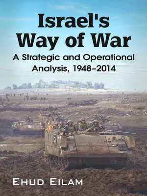 cover image of Israel's Way of War