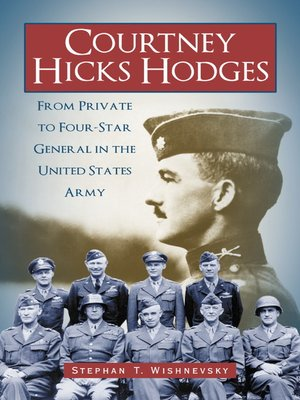 cover image of Courtney Hicks Hodges