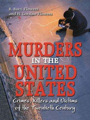 cover image of Murders in the United States
