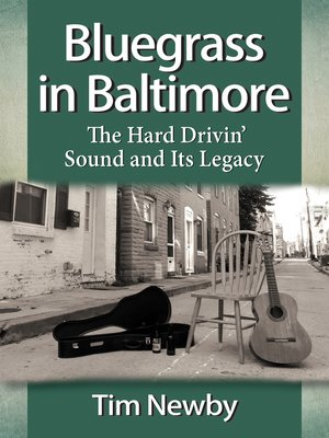 cover image of Bluegrass in Baltimore