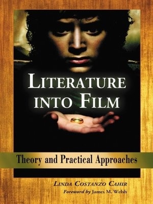 cover image of Literature into Film