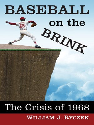 cover image of Baseball on the Brink