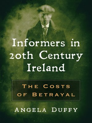 cover image of Informers in 20th Century Ireland