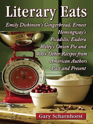 cover image of Literary Eats
