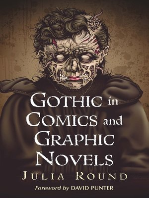 cover image of Gothic in Comics and Graphic Novels