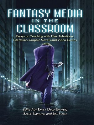 cover image of Fantasy Media in the Classroom