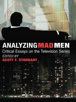 cover image of Analyzing Mad Men