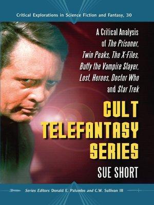cover image of Cult Telefantasy Series