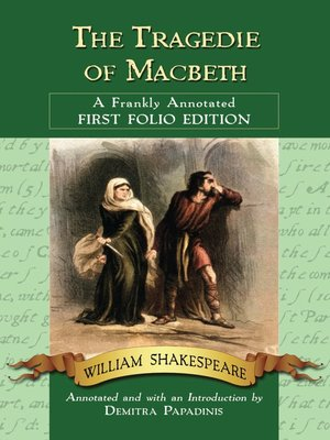 cover image of The Tragedie of Macbeth