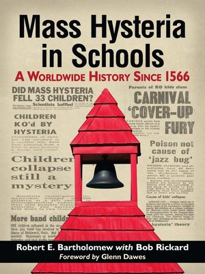 cover image of Mass Hysteria in Schools