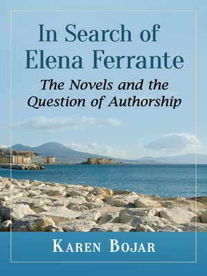cover image of In Search of Elena Ferrante