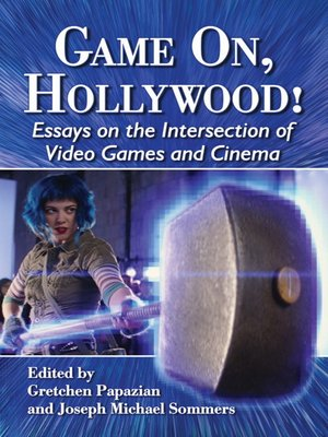 cover image of Game On, Hollywood!