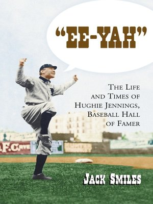 """cover image of """"Ee-Yah"""""""