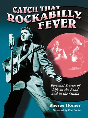 cover image of Catch That Rockabilly Fever