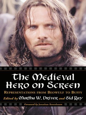 cover image of The Medieval Hero on Screen