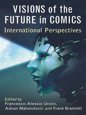 cover image of Visions of the Future in Comics