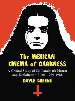 cover image of The Mexican Cinema of Darkness