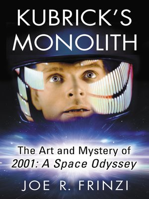 cover image of Kubrick's Monolith