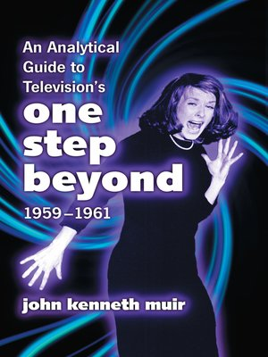 cover image of An Analytical Guide to Television's One Step Beyond, 1959-1961