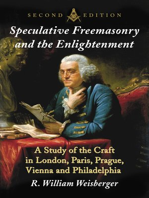 cover image of Speculative Freemasonry and the Enlightenment