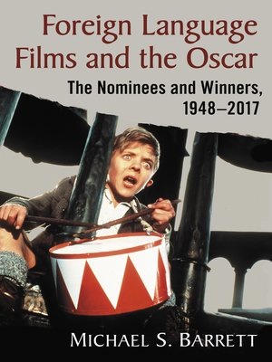 cover image of Foreign Language Films and the Oscar