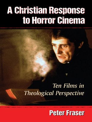 cover image of A Christian Response to Horror Cinema