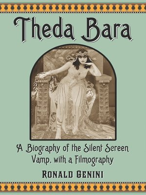 cover image of Theda Bara