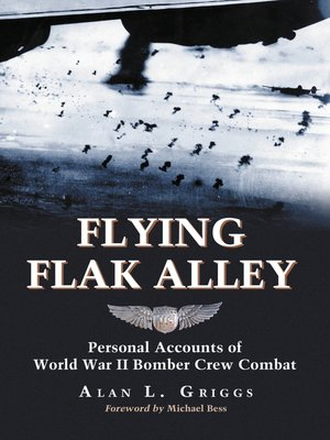 cover image of Flying Flak Alley