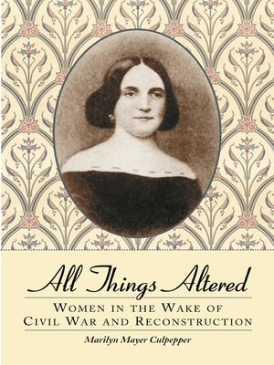 cover image of All Things Altered