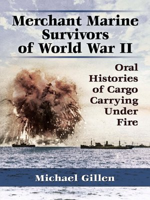 cover image of Merchant Marine Survivors of World War II