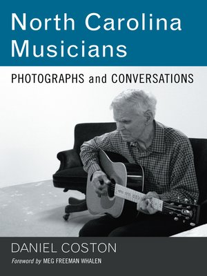 cover image of North Carolina Musicians
