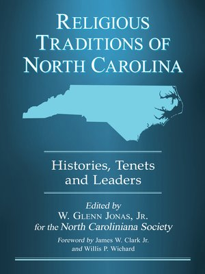 cover image of Religious Traditions of North Carolina