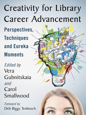 cover image of Creativity for Library Career Advancement