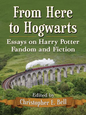 cover image of From Here to Hogwarts