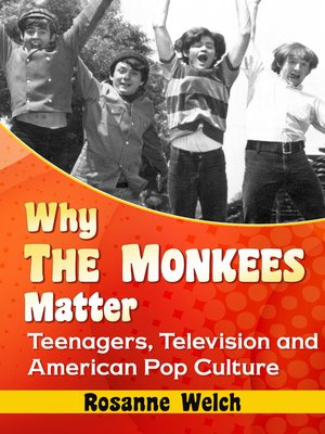 cover image of Why the Monkees Matter
