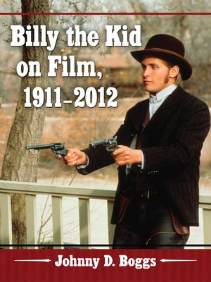 cover image of Billy the Kid on Film, 1911-2012