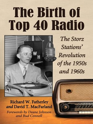 cover image of The Birth of Top 40 Radio